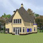 Verbouwing, Huis ter Heide